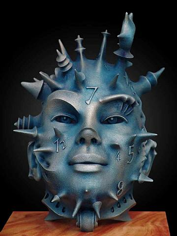 Mask of Intent :: Gil  Bruvel